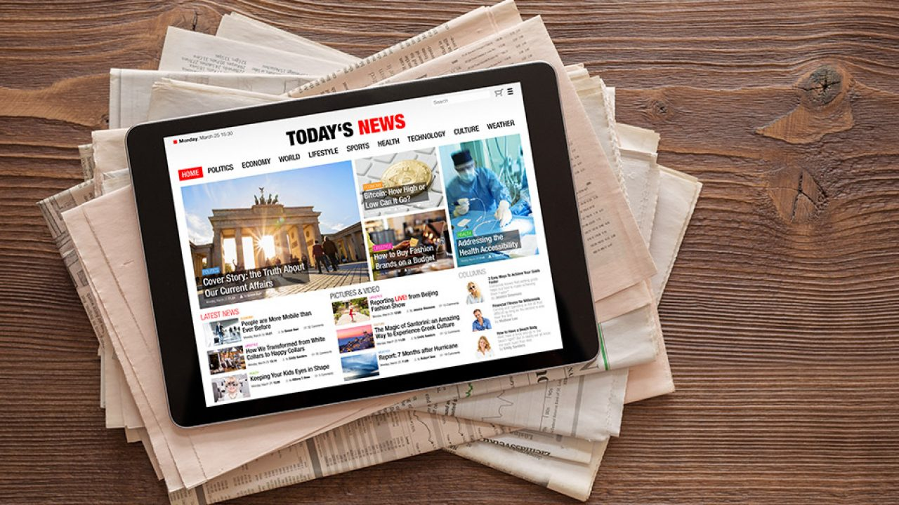 5 Must Have News Apps For Tech Lovers