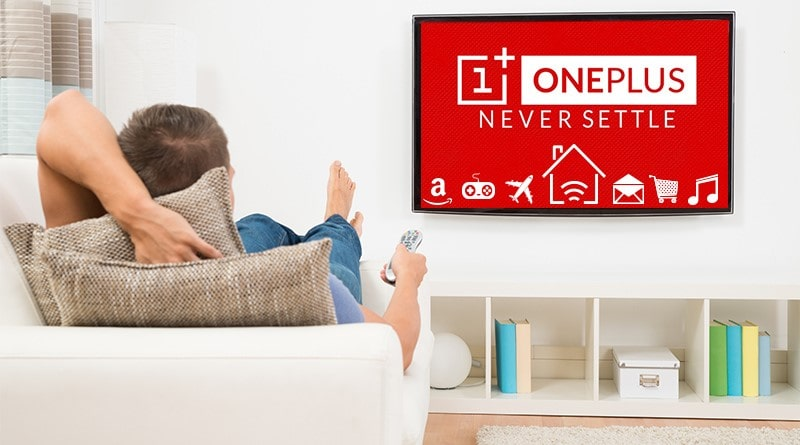 OnePlus TV Smarter than smart TVs - Tweaklibrary
