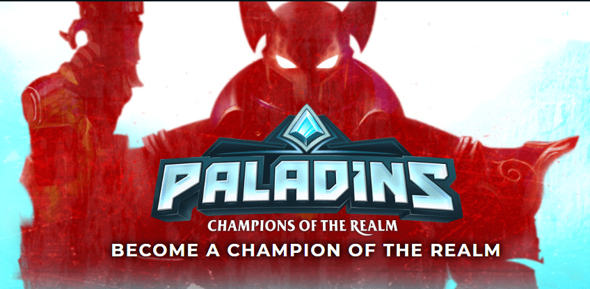 Paladins Game - Tweaklibrary