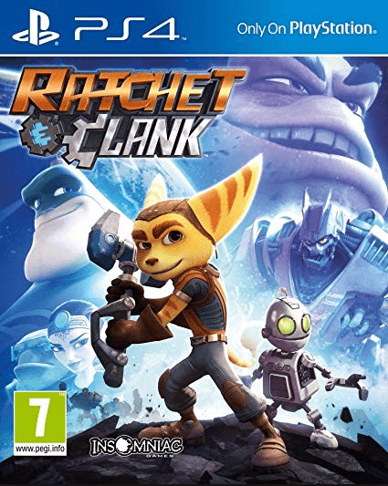 Ratchet & Clank Game for Kids on PS4