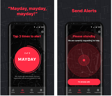 Stay safe with MayDay