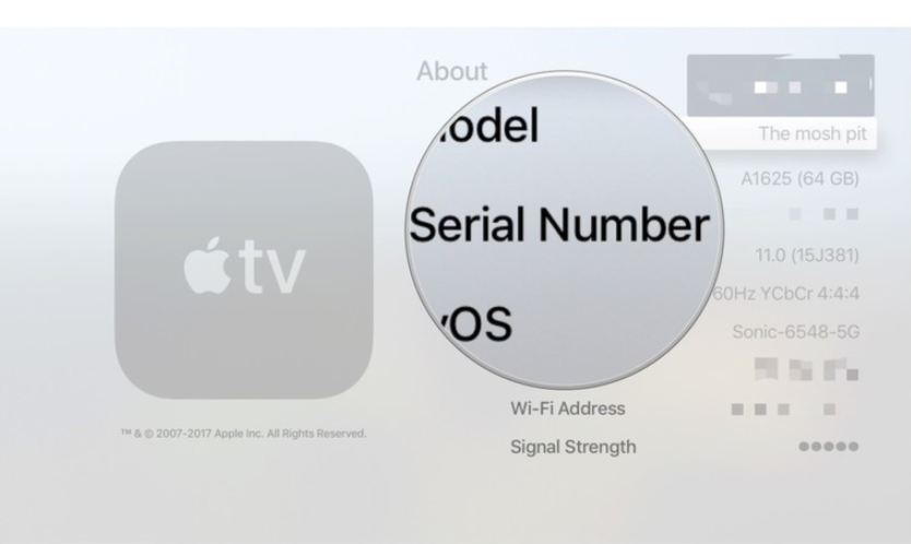 about apple tv