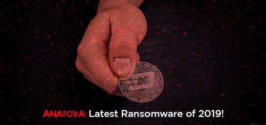 Anatova New Ransomware