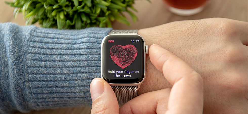 Apples ECG Heart Rate Monitoring Feature In Apple Watch Series 4