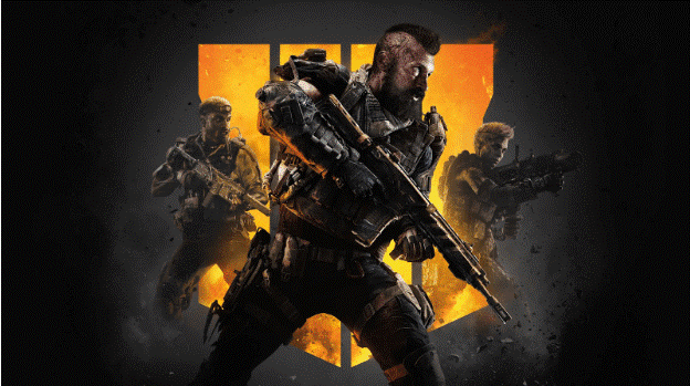 CALL OF DUTY -BLACK OPS 4