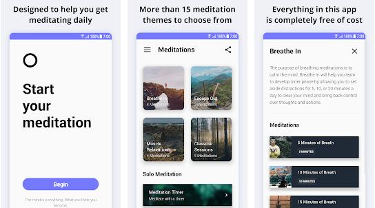 Deep Meditation- Relaxation and Sleep Meditation App