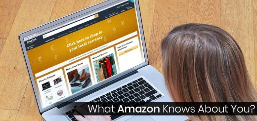 Find what Amazon knows about you