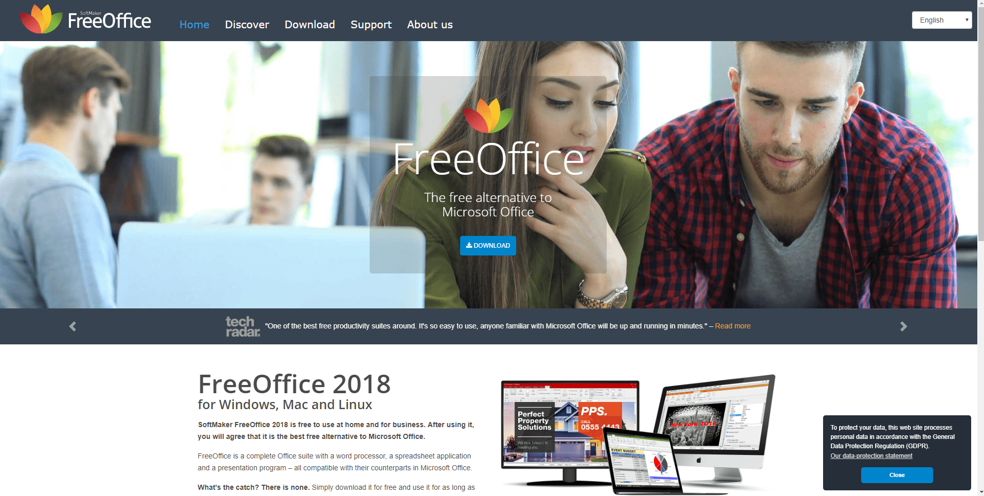Free Office - Free Alternative to Microsoft Office