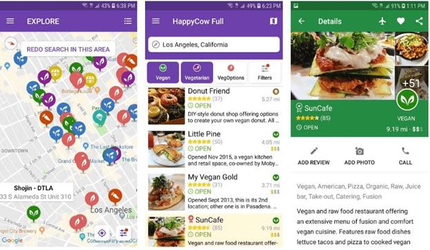 HappyCow - Find Vegan Restaurants & Vegetarian Food