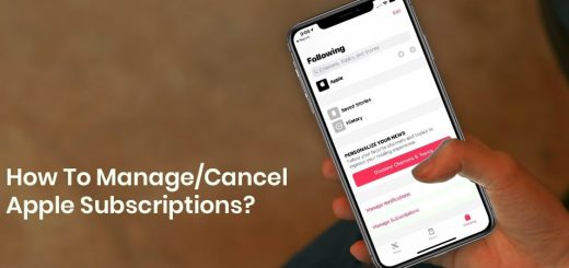 How To CancelManage Apple Subscriptions - Tweaklibrary