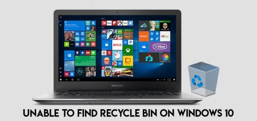 How To Get Recycle Bin Back On Windows 10
