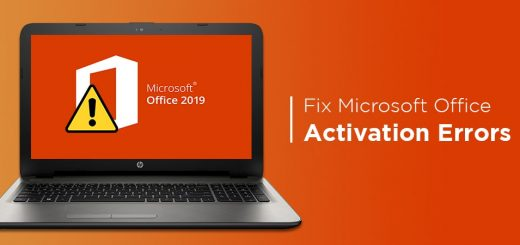 How to Fix Microsoft Office Activation Errors - Tweaklibrary