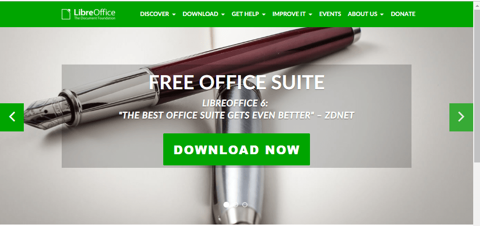 LibreOffice - Free Office Suit