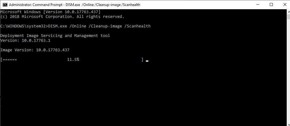 Open Administrator Command Prompt