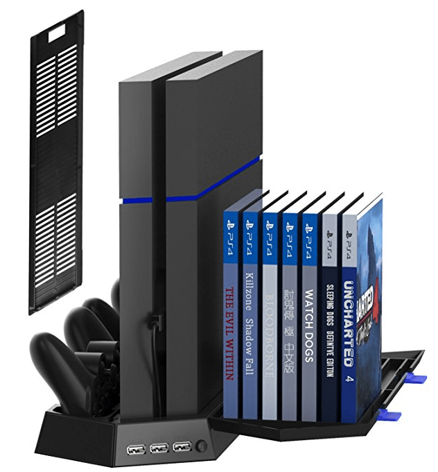 PS4 vertical stand - PS4 Accessories
