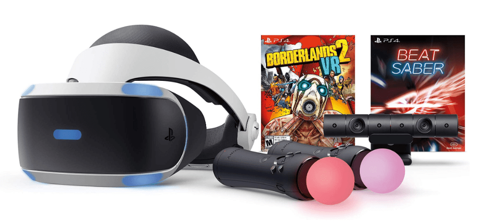 PSVR - PS4 Accessories