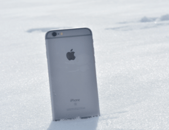 Phone batteries work better in Colder temperature
