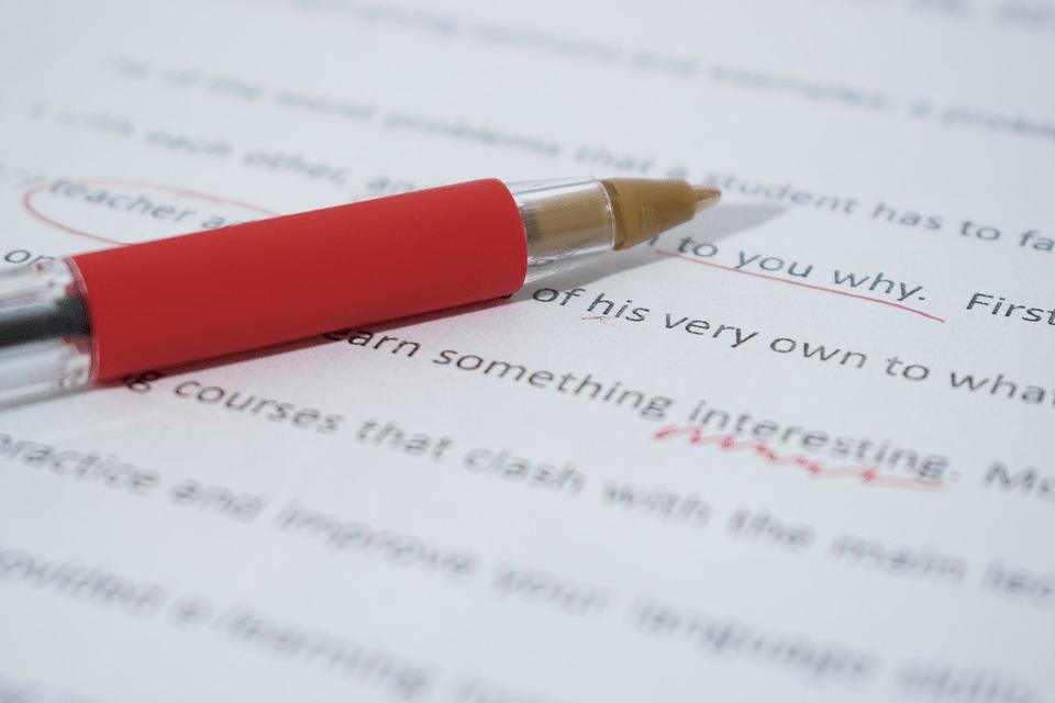 Proofread Your Blog - Art of Blogging