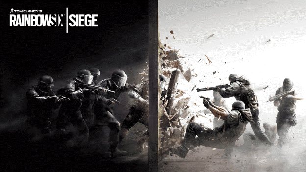 TOM CLANCY RAINBOW SIX- SIEGE GAME
