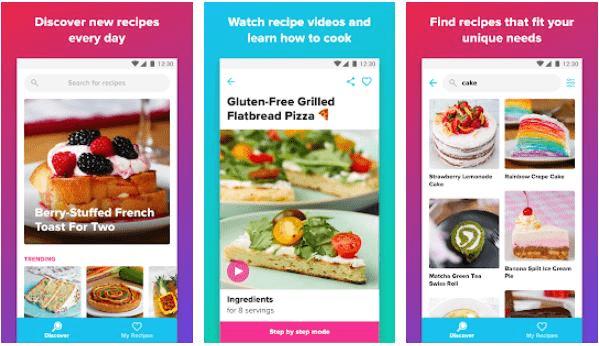 Tasty- Best Food App