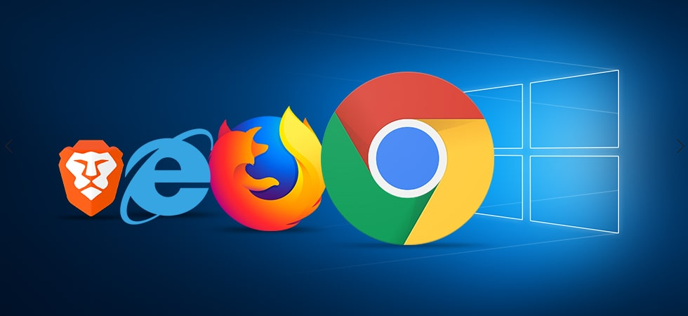Top Web Browsers for Windows 10 -