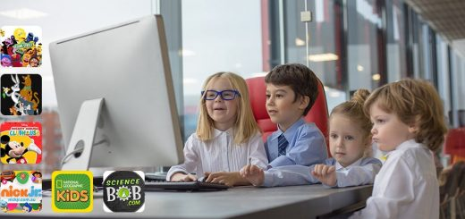 Top Websites To Keep Kids Busy For Summers
