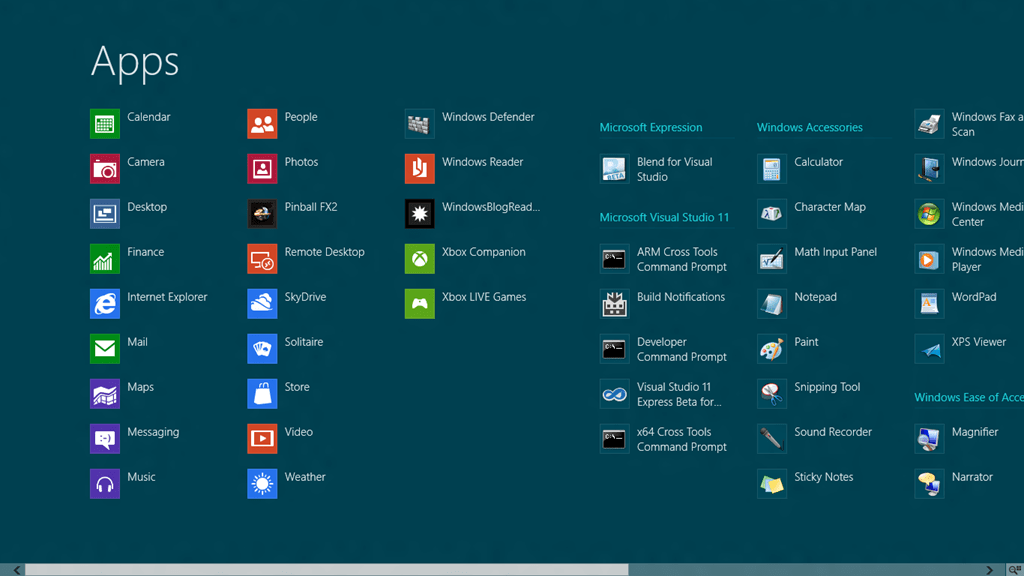 Uninstall apps - Free up Disk Space on Windows