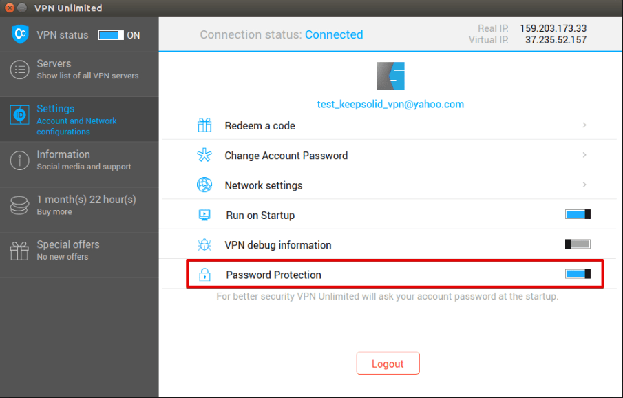 VPN unlimited for Windows PC
