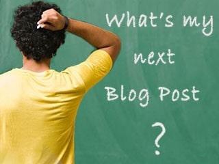 What Next Blog Post