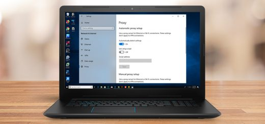 fix Windows Could Not Automatically Detect Network Proxy Settings Error