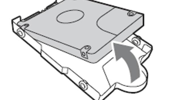 hard drive casing