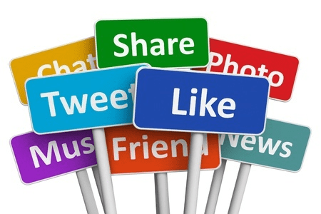sharing of Blogs