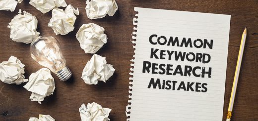 10 Common Keyword Research Mistakes You Should Avoid