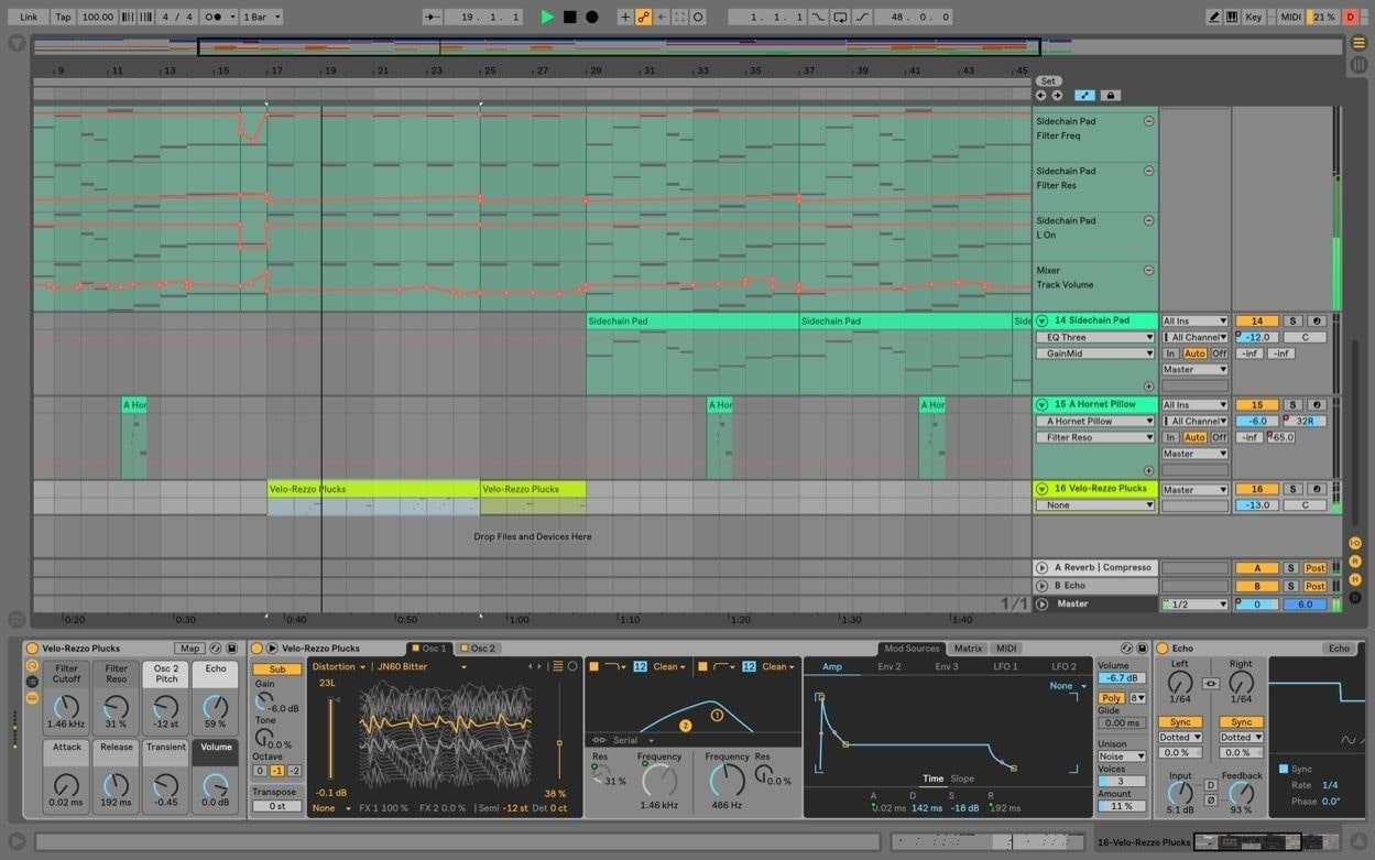 Ableton Live 10 - Best Music production software
