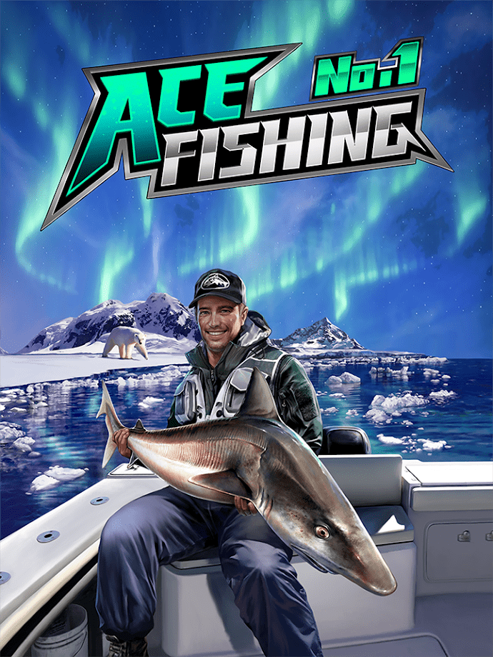 Ace fishing - best fishing games for Android