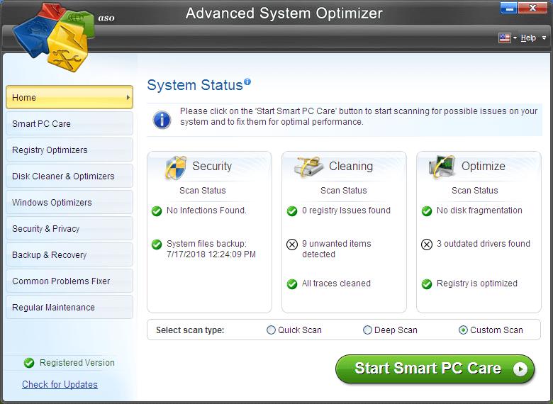 Advanced System Optimizer