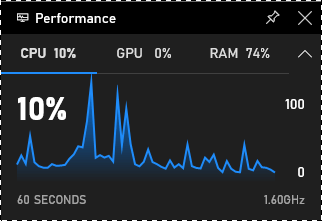 Check Performance of Xbox