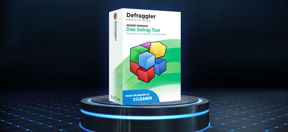 Defraggler – A Robust Disk Defragmentation Tool by Piriform