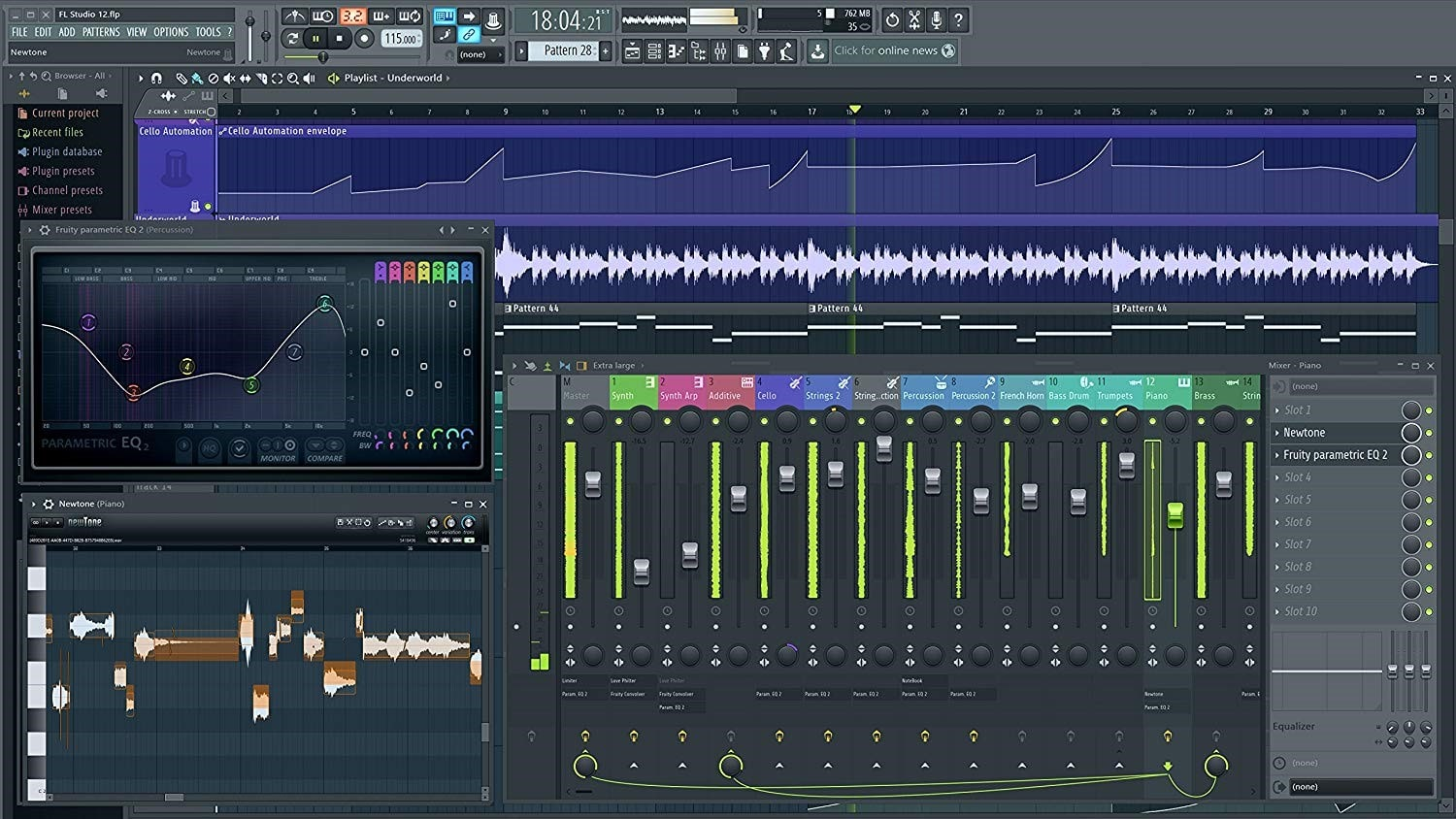 FL Studio - Best Music production software