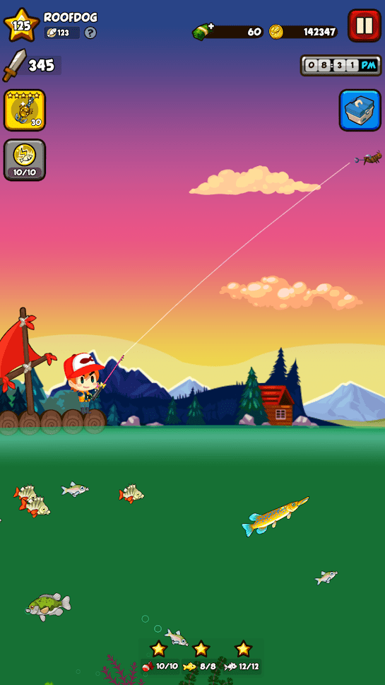 Fishing Break - best fishing games for Android