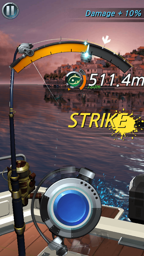 Fishing Hook - best fishing games for Android