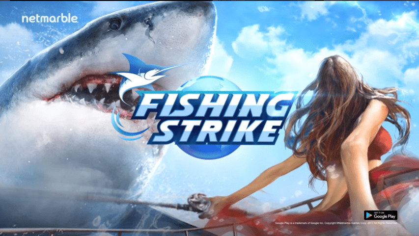 Fishing strike - best fishing games for Android