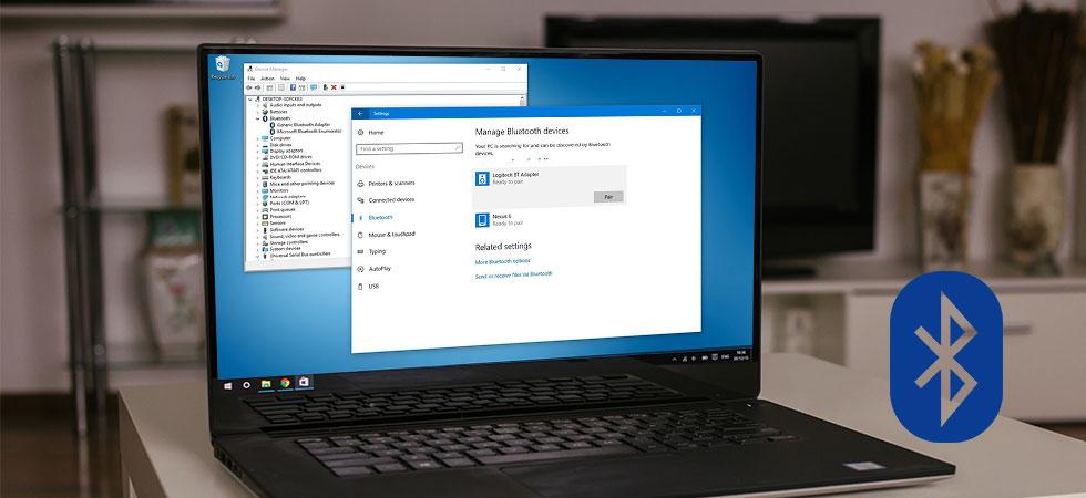 Fix Bluetooth Not Working on Windows 10