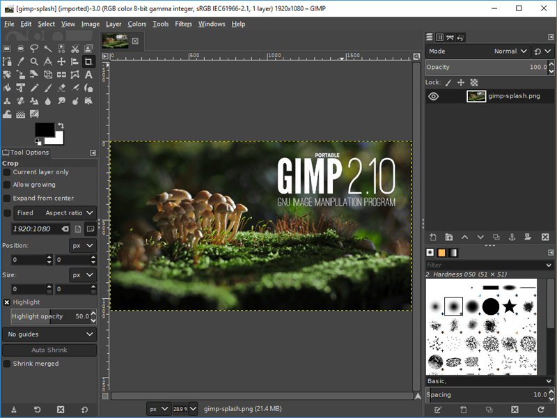 Best Rated Photo Editing Software For Mac vyscowb GIMP-Free-photo-editing-software-for-mac