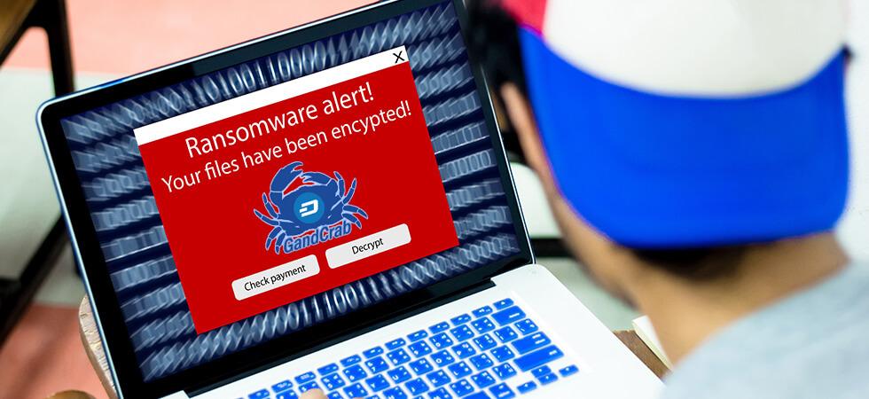 GandCrab Ransomware: Decryption Tool