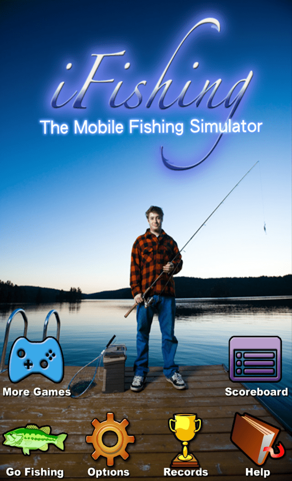 IFishing - best fishing games for Android