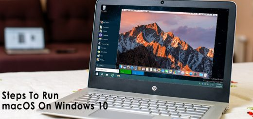 Install macOS Mojave on windows 10 in a Virtual Machine