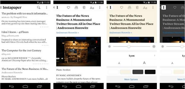 Instapaper - Offline Reader App