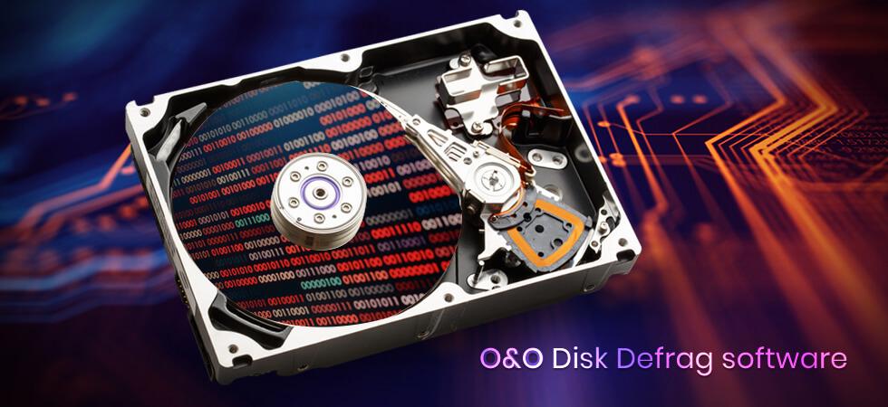 O&O Defrag- Best Disk Defragmenter Software