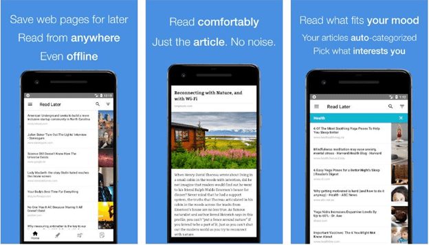 PaperSpan - Offline Reading App for Android